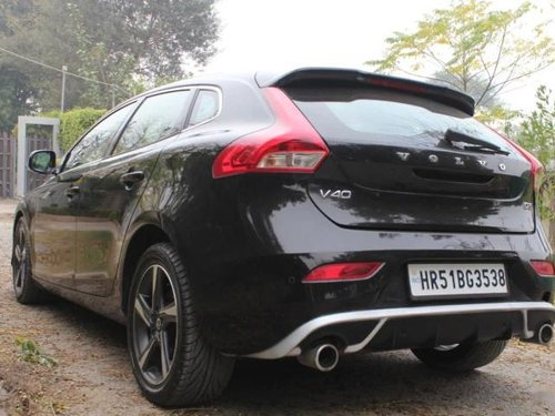 Used 2015 Volvo V40 AT for sale in Gurgaon