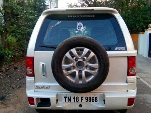 Used Tata Safari 4X2 2011 MT for sale in Chennai