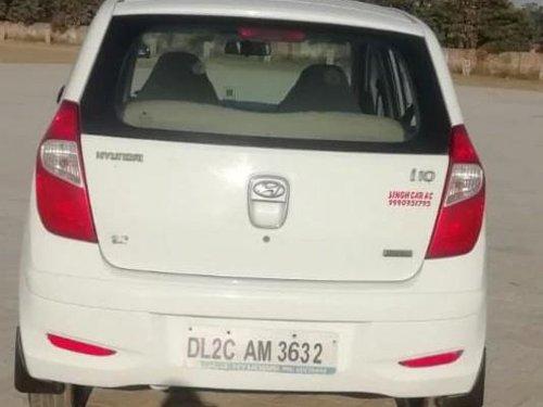 Used 2011 Hyundai i10 MT for sale in Faridabad