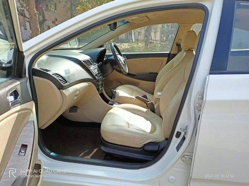 Used 2015 Hyundai Verna AT for sale in New Delhi
