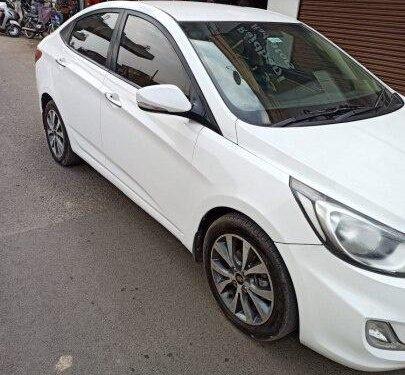 Used Hyundai Verna 2013 MT for sale in Nagpur