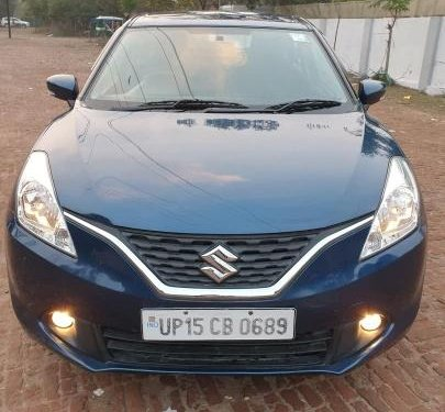 Used Maruti Suzuki Baleno 2016 MT for sale in Meerut