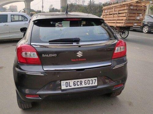 Used Maruti Suzuki Baleno Zeta 2018 MT for sale in New Delhi