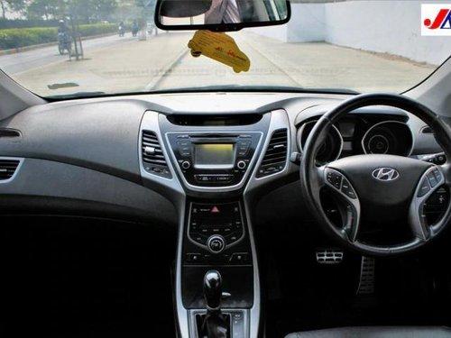 2016 Hyundai Elantra CRDi SX AT for sale in Ahmedabad