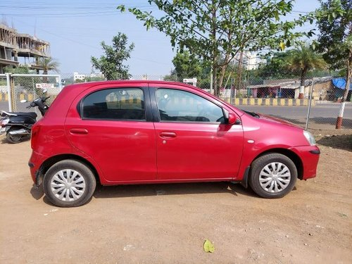 Used 2011 Toyota Etios Liva MT for sale in Nashik