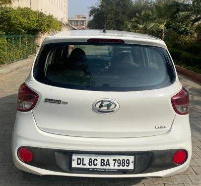 Used Hyundai Grand i10 2017 MT for sale in New Delhi
