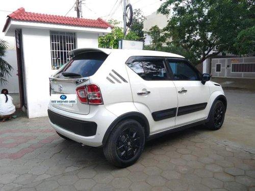 Used 2017 Maruti Suzuki Ignis MT for sale in Coimbatore