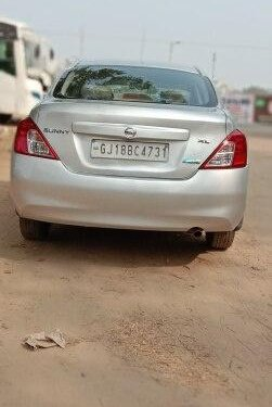 Used 2014 Nissan Sunny Diesel XL MT in Ahmedabad