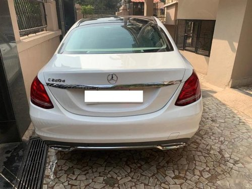 Used 2017 Mercedes Benz C-Class AT for sale in Mumbai -8