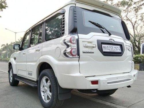 Used Mahindra Scorpio 2016 MT for sale in Mumbai