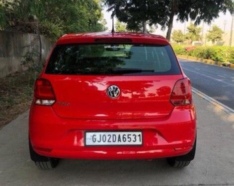 Volkswagen Polo 1.5 TDI Highline Plus 2020 MT in Ahmedabad