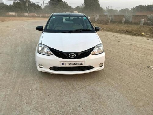 Used 2016 Toyota Etios Liva MT for sale in Faridabad