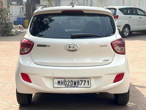 Used 2015 Hyundai Grand i10 AT for sale in Mumbai