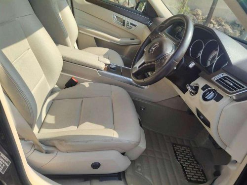 Used 2013 Mercedes Benz E Class AT for sale in Hyderabad