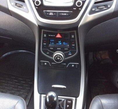 Hyundai Elantra 1.6 SX Option AT 2015 AT for sale in Thane