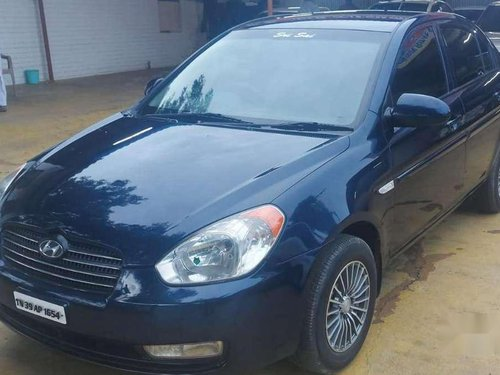 Used 2007 Hyundai Verna MT for sale in Erode -7