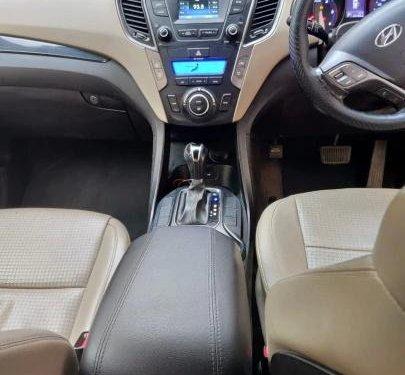 Used Hyundai Santa Fe 2014 AT for sale in Kolkata