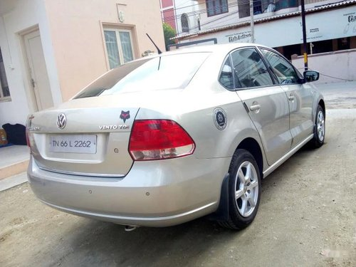 Used 2014 Volkswagen Vento MT for sale in Coimbatore -4