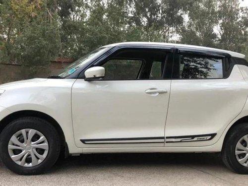 Used Maruti Suzuki Swift AMT VXI 2018 AT for sale in New Delhi