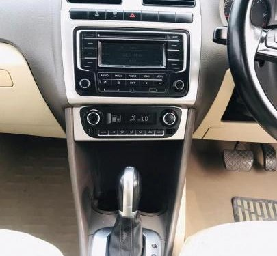 Used Volkswagen Vento 1.5 TDI 2015 AT for sale in Surat