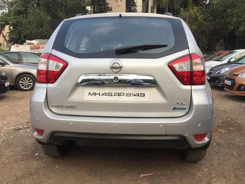 Used 2016 Nissan Terrano MT for sale in Nashik