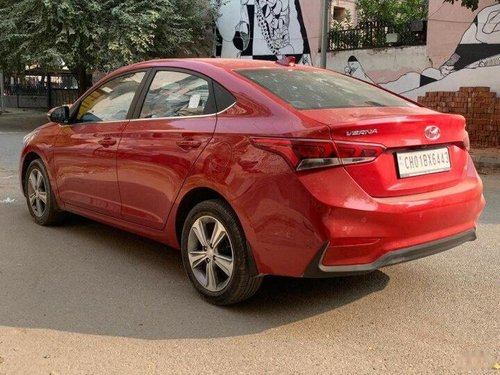 Hyundai Verna CRDi 1.6 AT SX Option 2018 AT in New Delhi