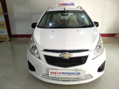 Used Chevrolet Beat LS 2013 MT for sale in Pune
