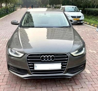 Used Audi A4 2015 AT for sale in New Delhi