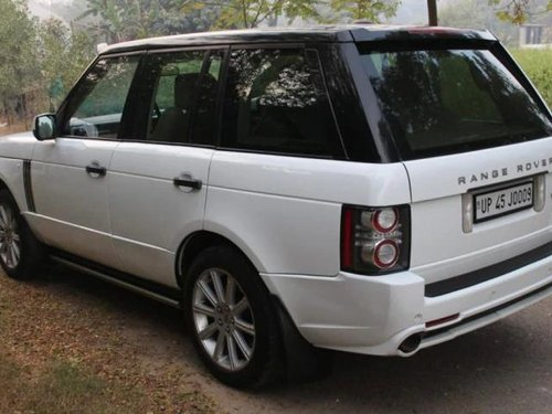 Used 2011 Land Rover Range Rover AT for sale in Gurgaon