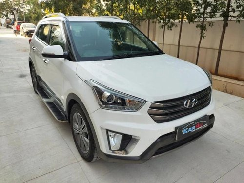 Used Hyundai Creta 1.6 CRDi SX Plus 2017 MT in Hyderabad -7