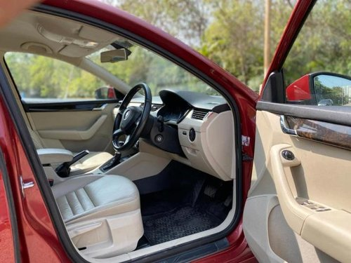 Used Skoda Octavia 2014 AT for sale in Hyderabad