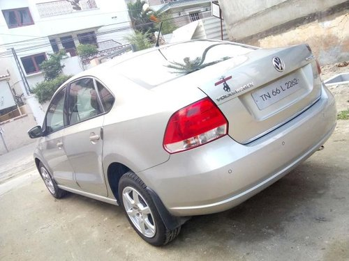 Used 2014 Volkswagen Vento MT for sale in Coimbatore
