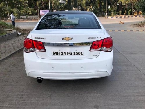 Used Chevrolet Cruze LTZ 2015 MT for sale in Pune
