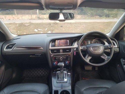Audi A4 2.0 TDI 177 Bhp Premium Plus 2013 AT in New Delhi