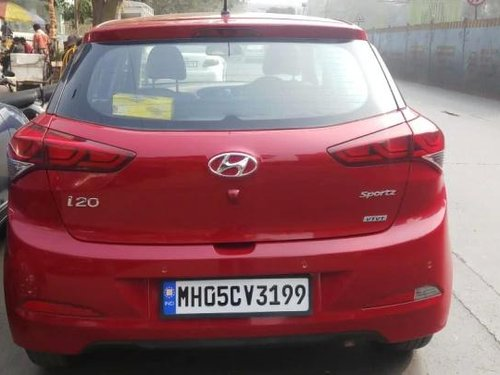 Used Hyundai i20 2016 MT for sale in Mumbai -5