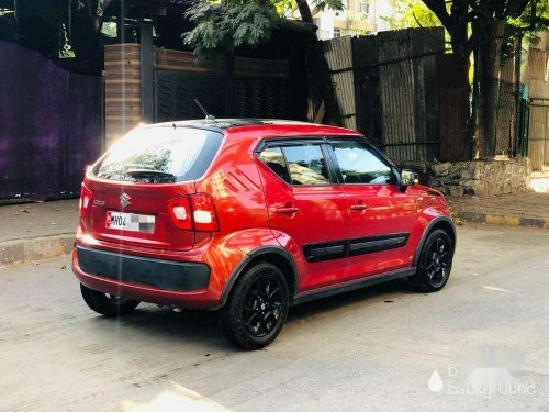 Used Maruti Suzuki Ignis 2018 AT for sale in Mumbai -4