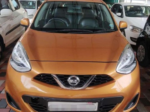 Used 2017 Nissan Micra AT for sale in Kochi