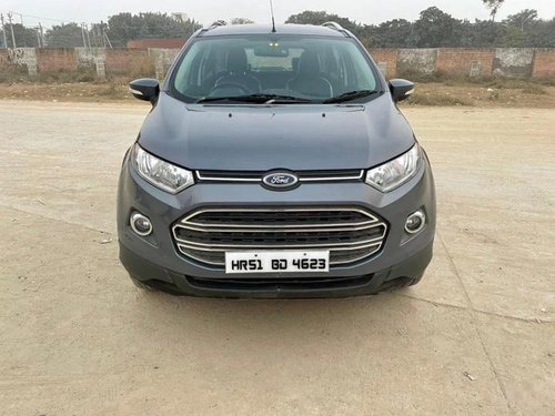 Used Ford EcoSport 2015 MT for sale in Faridabad
