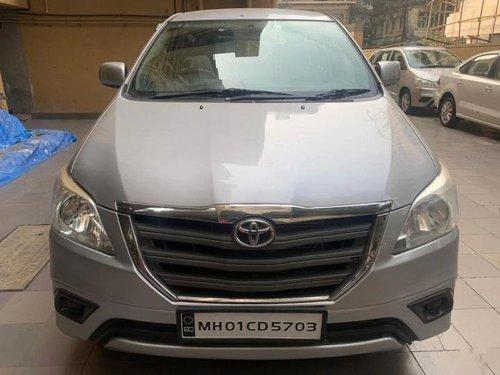 Used Toyota Innova 2016 MT for sale in Mumbai