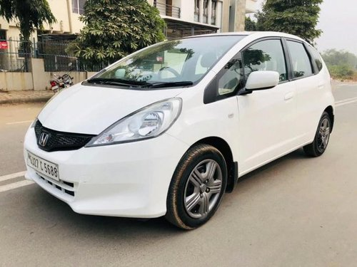 Used Honda Jazz S 2012 MT for sale in Ahmedabad