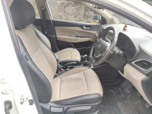 Used Hyundai Verna 2018 MT for sale in Mumbai