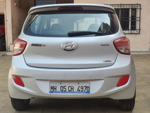 Used Hyundai Grand i10 2015 AT for sale in Mumbai