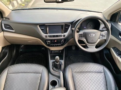 Hyundai Verna VTVT 1.6 SX 2017 MT for sale in New Delhi