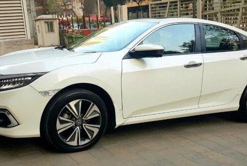 Used 2020 Honda Civic AT for sale in Mumbai