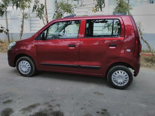 Used 2013 Maruti Suzuki Wagon R LXI MT in Hyderabad