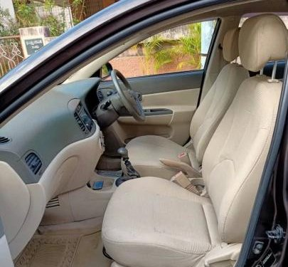 Used Hyundai Verna 2008 MT for sale in Bangalore
