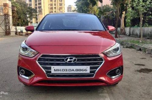 Hyundai Verna VTVT 1.6 SX 2019 MT for sale in Mumbai