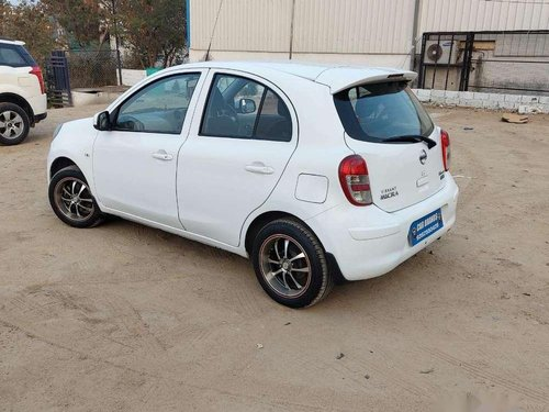Used 2012 Nissan Micra MT for sale in Hyderabad