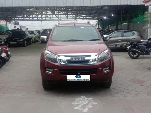 Used Isuzu D-Max 2018 MT for sale in Coimbatore