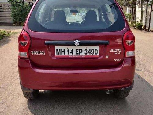 Used Maruti Suzuki Alto K10 2014 MT for sale in Kolhapur